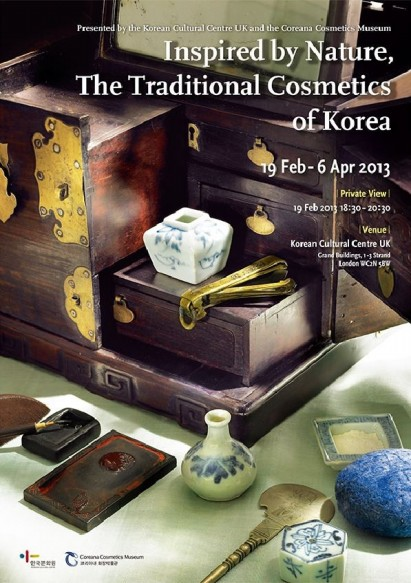 Inspired by Nature, The Traditional Cosmetics of Korea
